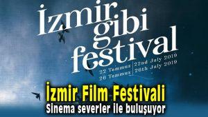 Uluslararası İzmir Film Festivali'nde Yıldızlar Sizi Bekliyor