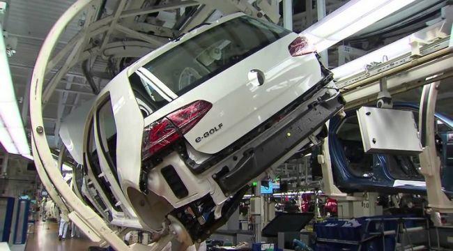 Volkswagen İzmir'de Fabrika Açıyor