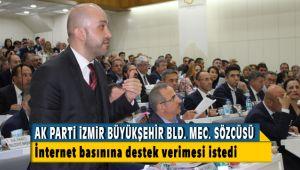 AK Parti Büyükşehir Belediye Meclis Grup Sözcüsü Fatih Taştan'dan açıklama