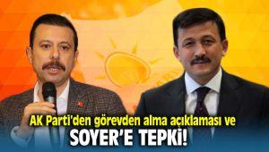 AK Parti İzmir Cephesinden Tunç Soyer' Tepki