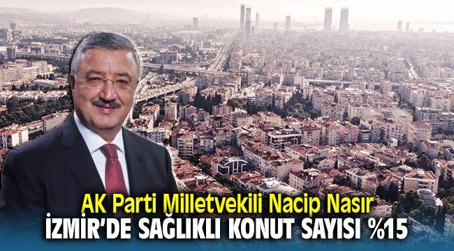 AK Parti İzmir Milletvekili Nacip Nasır