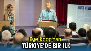 Ege-Koop Yeni Ticaret Merkezi Projesiyle İzmir'li Sanayicilere Nefes Aldıracak