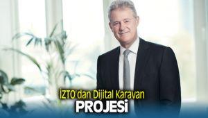 İzmir Ticaret Odası'ndan üyelerine Dijital Gezici Karavan projesi