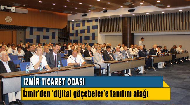 İzmir Ticaret Odası Temmuz Ayı Meclis Toplantısı