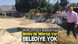 MHP İzmir İl Başkanlığı; İzmir'de Sağlık; Kireç Kamyon ve Dozer Mi?