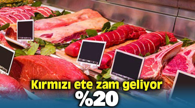 Üreticilerin maliyetleri arttı Kırmızı ete yüzde 20 zam kapıda