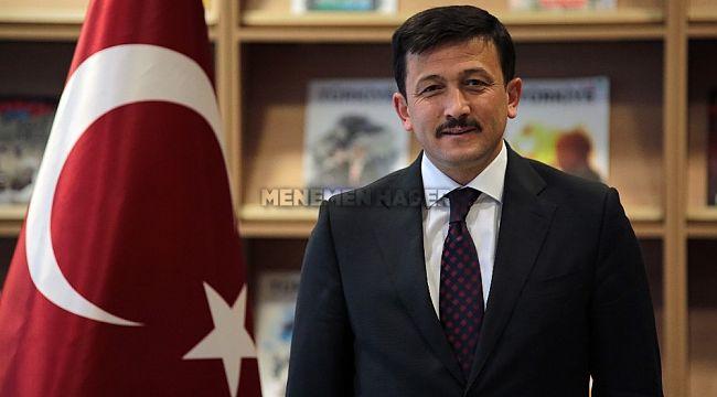 AK Parti'li Hamza Dağ'dan Urla ve Bergama'ya KYK yurdu müjdesi