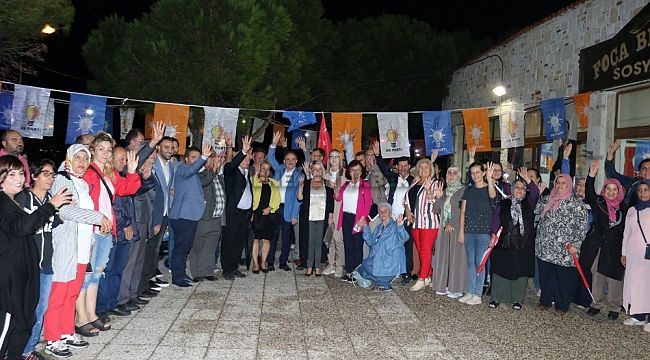 "Başkan Sürekli: ""Foça Tatil Köyünü hizmete açacağız"""