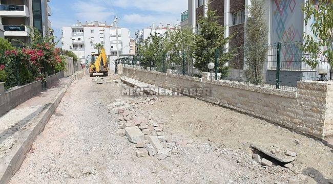 Çiğli'de betonda geri dönüşüm dönemi
