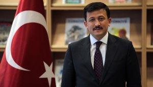 """Hamza Dağ: """"CHP yangınların müsebbibi terör örgütü PKK'yı kınayamadı"""""""