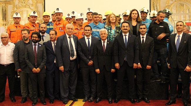 Maden Kurtarma Yarışması Türkiye'de İlk defa İzmir'de başlıyor