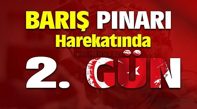 Barış Pınarı Harekatı 2. Gün Türkiye'ye Baskılar Başladı