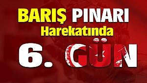 Barış Pınarı Harekatı 6. Gün Tel Abyad ve Resulayn Ele Geçirildi