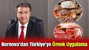 Bornova'dan Türkiye'ye Örnek Uygulama
