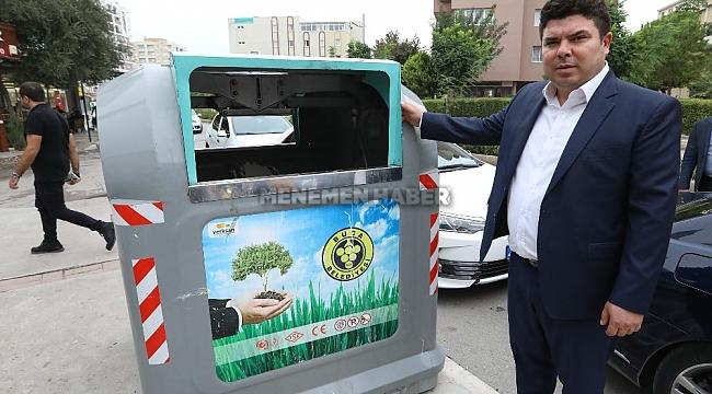 Buca'da Park ve Bahçelere verilen zararlara Başkan Erhan Kılıç tepki gösterdi