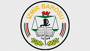 İzmir Barosu'ndan 'barış' mesajı