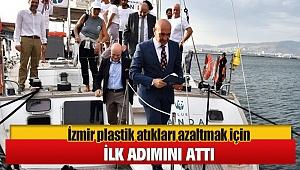 İzmir plastik atıkları azaltmak için ilk adımı attı, Blue Panda Türkiye'de