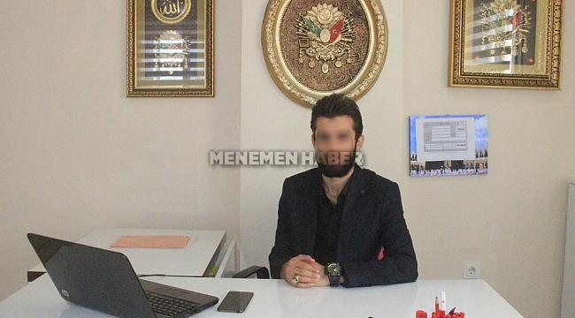İzmir'de Cin Musallat ve Büyü Bozan Hoca Gazeteye İlan Verince
