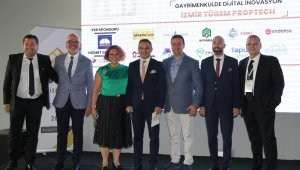 İzmir'de gayrimenkul danışmanları teknoloji firmalarıyla bir araya geldi.
