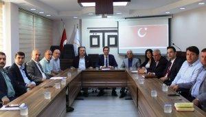 İzmir'in ilçelerinde Barış Pınarı Harekatına tam destek