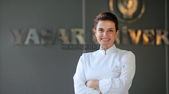 Türk mutfağını başarıya taşıyacak reçete Şef Aylin Yazıcıoğlu'ndan
