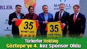 Türkerler Holding ile Göztepe'den dev işbirliği