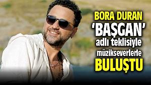 Bora Duran'ın, ''Başgan'' isimli tekli çalışması Pasaj & Garaj Müzik etiketiyle yayınlandı.