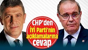CHP'li Faik Öztrak İYİ Parti'li Müsavat Dervişoğlu'nun Tunç Soyer hakkındaki sözlerine cevap verdi