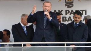 Cumhurbaşkanı Erdoğan: Kılıçdaroğlu'nu Eleştirdi