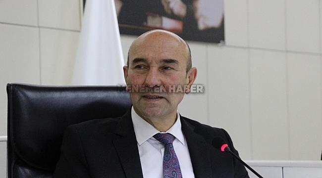 İzmir Büyükşehir'e 7 milyar 950 milyon TL bütçe