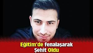 İzmir Foça'da Eğitimde fenalaşan Uzman Çavuş Mehmet Yaralı şehit oldu