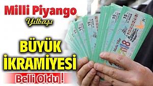 Milli Piyango yılbaşı büyük ikramiyesi açıklandı