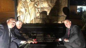 Ahıska Türkleri Sürgün Abidesinin açılışı yapıldı