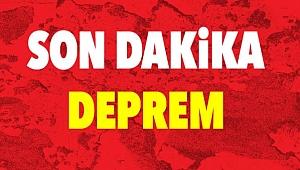 Balıkesir'de Son dakika Arka Arkaya Deprem İzmir'de hissedildi