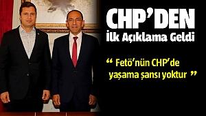 CHP İzmir İl Başkanı Deniz Yücel'den 'İbrahim Burak Oğuz' tutuklanması hakkında açıklama yaptı