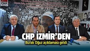 CHP İzmir İl Başkanı'ndan
