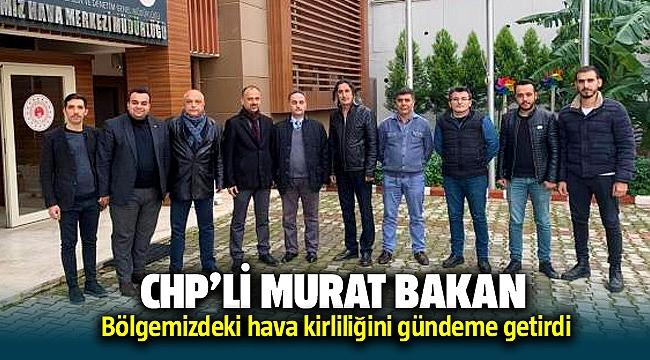 CHP'Lİ Milletvekili Murat Bakan Gündeme Getirdi, Müjdeyi İyi Partili Adar Açıkladı