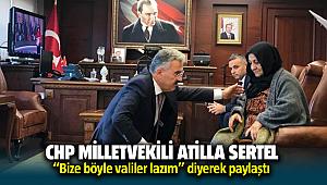 CHP Milletvekili Atilla Sertel paylaştı:
