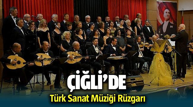 Çiğli'de Türk Sanat Müziği Konseri