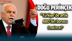 Doğu Perinçek İzmir'de ABD'nin borusu artık Türkiye'de ötmüyor dedi