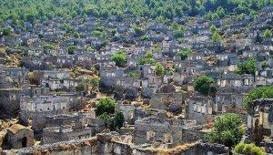 Eski Rum köyü Sazak, artık binlerce turisti ağırlayacak
