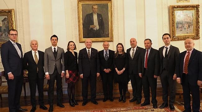 İzmir-Moskova ilişkileri güçleniyor