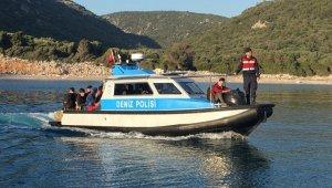 İzmir'de 28'i çocuk 60 düzensiz göçmen yakalandı