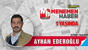 Menemen Haber Gazetesi 1 Yaşında