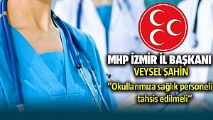 MHP'li Veysel Şahin