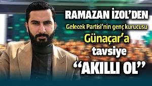 Ramazan İzol'den Gelecek Partisi'nin genç kurucusu Günaçar'a