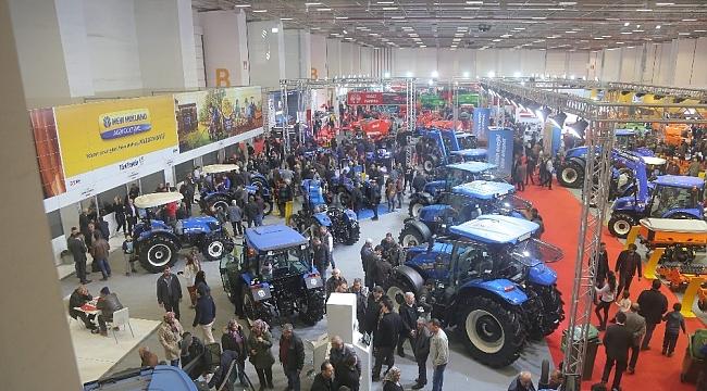 Tarım ve hayvancılık sektörünün en büyük buluşma noktası: Agroexpo