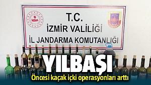 Yılbaşı öncesi İzmir'de kaçak içki operasyonu