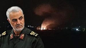 ABD İran'ın efsane komutanını öldürdü!