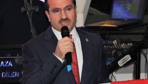 AK Parti'li Kırkpınar, Erzurumlu hemşehrileriyle buluştu